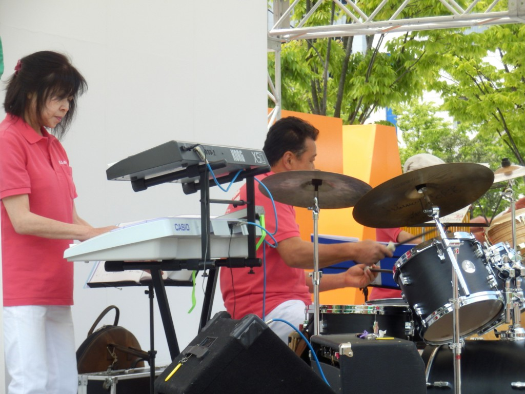2014.05.10 Art Mix Niigata in えきなん広場ステージイベント
