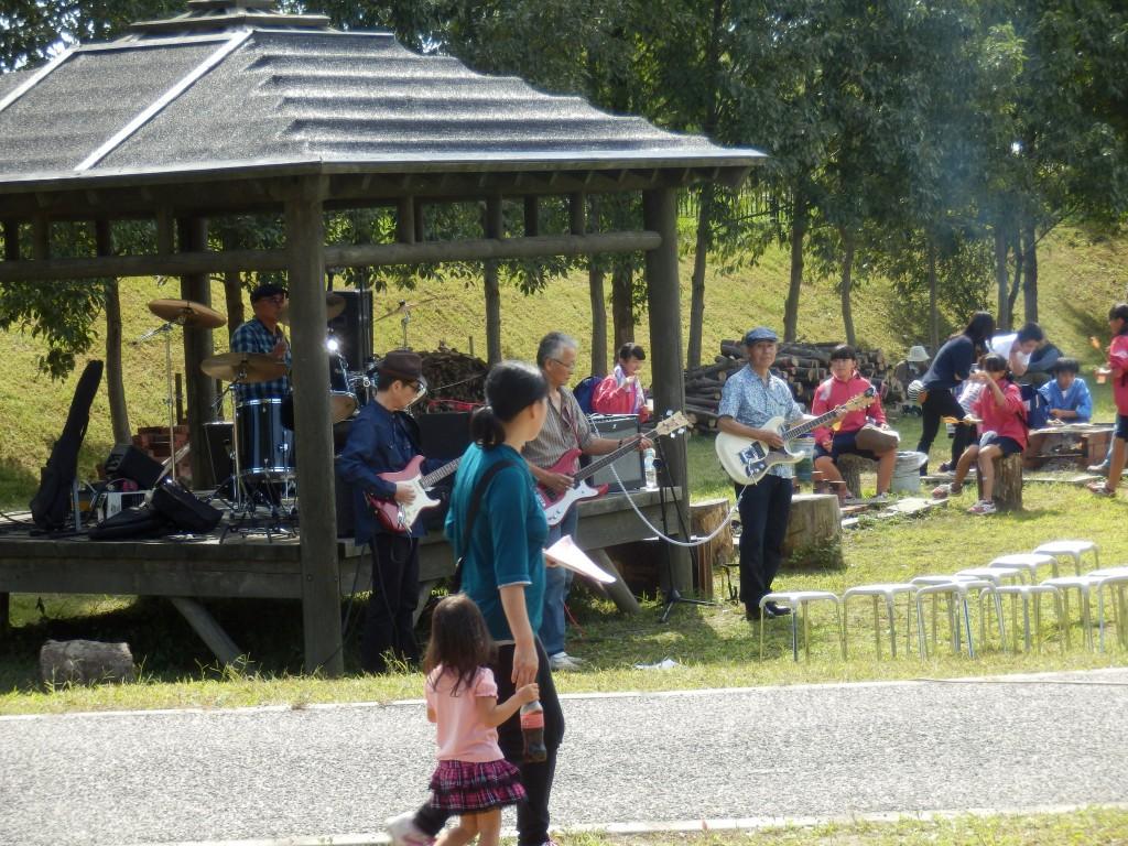 ビックウェーブ@雁晴れコンサート[ビュー広場]福島潟自然文化祭2014(9/23)